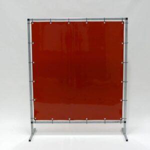 Lasscherm Folie Brons 2 mm 140 x 180 cm