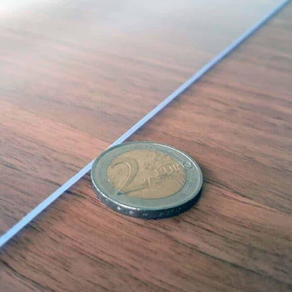 Tafelbeschermer Detail Euro